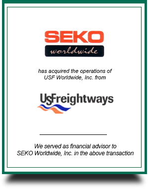 SEKO Worldwide, Inc