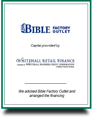 Bible Factory Outlet