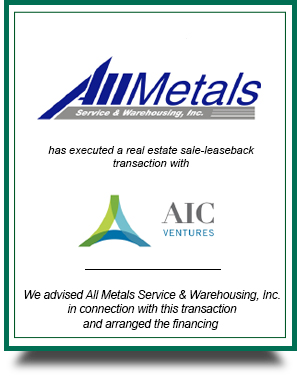 All Metals Service & Manufacturing, Inc