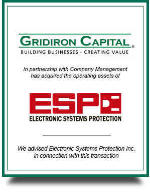 Electronic Systems Protection, Inc